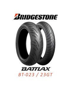 Bridgestone Battlax BT-023 & 23 GT