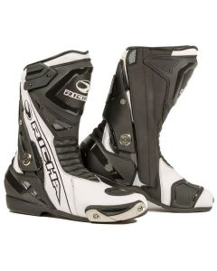 Richa Blade W/P Leather Boot Black/White