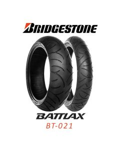 BRIDGESTONE BT021 F 120/70ZR17 (58W) TL