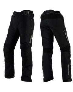 Richa Cyclone  Short Fit Textile Trousers Black