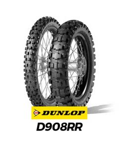 Dunlop D908RR Motorcycle Tyres