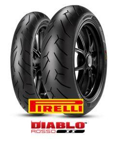 Pirelli Diablo Rosso 2