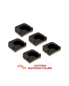 DRIFT Drift Curved Adhesive Mounts x 5