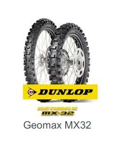 DUNLOP DUNLOP GEOMAX MX-32