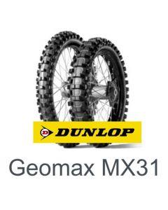 DUNLOP DUNLOP GEOMAX MX-31