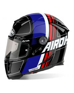 Airoh GP500 Full Face - Scrape Black Gloss - XS