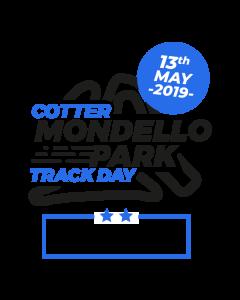 Cotter MC Mondello Park Track Day - 28th May 2018