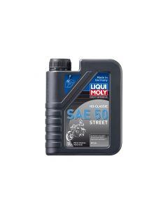Liqui Moly - Oil 4-Stroke - Mineral - HD Classic Street - SAE 50 - 1L