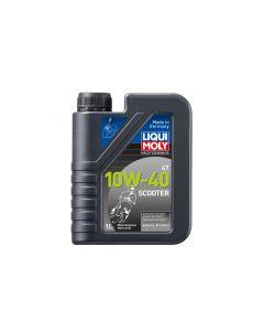 Liqui Moly - Oil 4-Stroke - Mineral - Scooter - 20W-50 - 1L