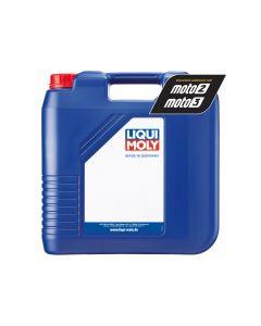 Liqui Moly - Oil 4-Stroke - Semi Synth - Street - 15W-50 - 60L