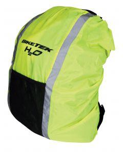 Luggage Backpack Cover Yellow Waterproof Reflective