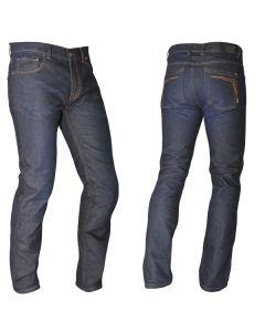 0ca648d3 Richa Original Short Fit Textile Trousers D Blue