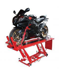 Hydraulic Motorcycle Workshop Table Lift Large Sized #Hyjsk-J4B