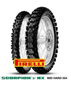 Pirelli Scorpion MX Mid Hard 554