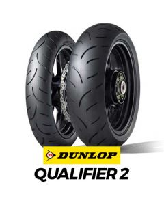 Dunlop Qualifier 2 Motorcycle Tyres