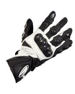 Richa WSB Leather Black/White
