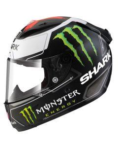 Shark Race-R Pro Full Face Helmet Lorenzo  White/Black/Red