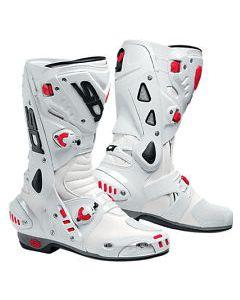 Sidi Vortice Vernice Lorica Boot White/White