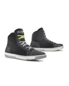 Forma Slam Flow Boot - Black/White