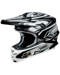 Shoei VFX-W Offroad Helmet Blockpass TC5  Silver