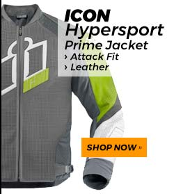 Icon Hypersport Prime Jacket
