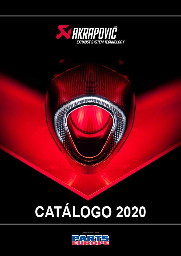 Akrapovic 2020