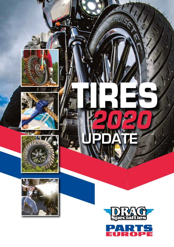 Tyres 2020 Update