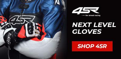 4SR Motorcycle Gloves