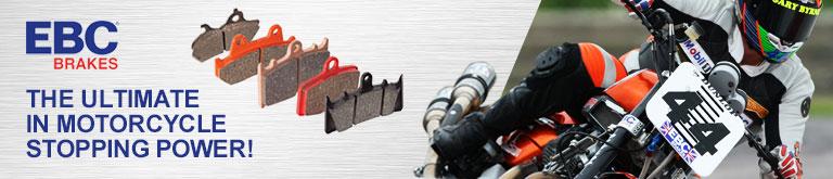EBC Motorcycle Brake Pads