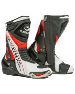 Richa Blade W/P Leather Boot Black/White/Red